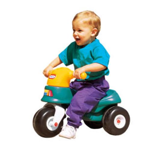 Mi primer triciclo