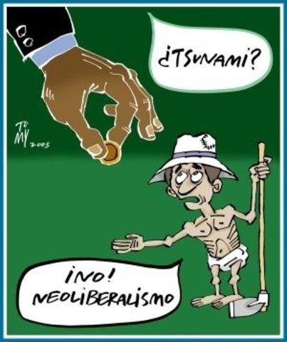 Primera Implantacion del modelo neoliberal en America latina (Chile)