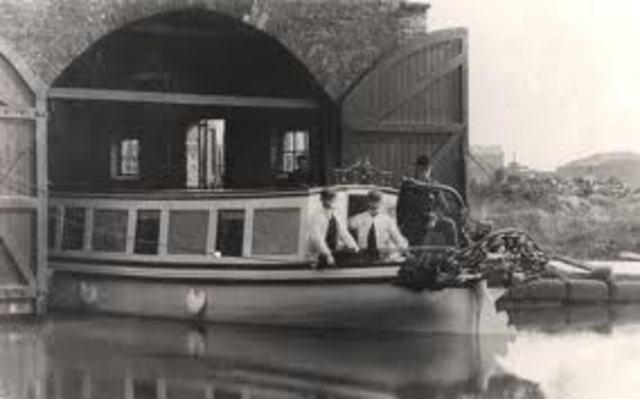 Waterbridge Canal