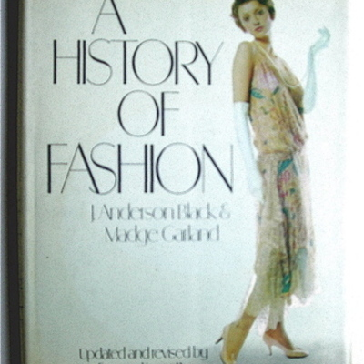 A History of Fashion timeline