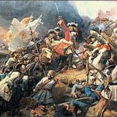 The Spanish Succession  timeline