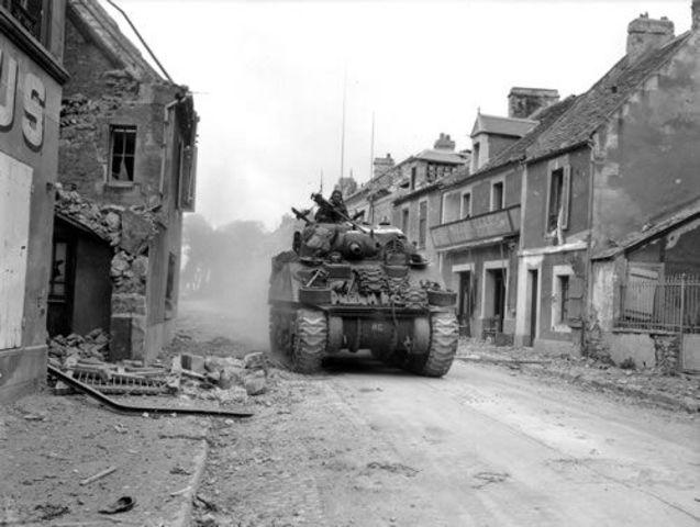 Normandy Battles