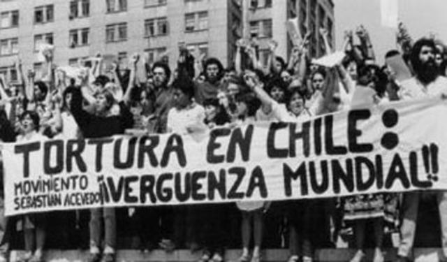 Termina la dictadura en Chile