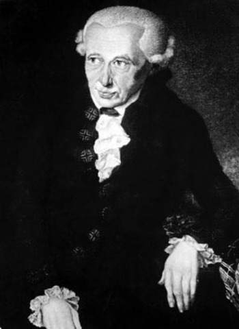 Immanuel Kant; Reason