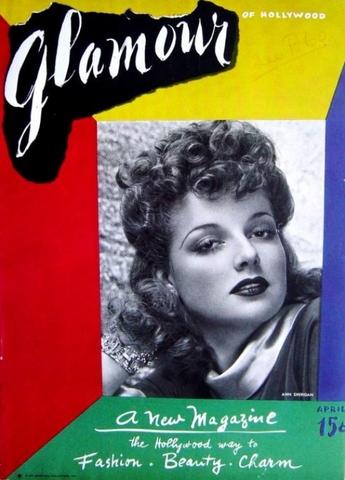 Glamour Magazine Published