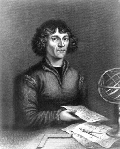 Nicholas Copernicus Rejects an Earth- Centered Universe