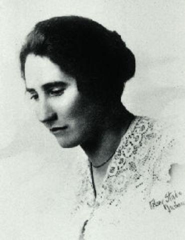 First Women Elected