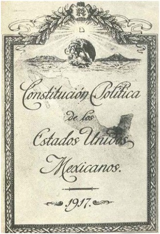 Mexican Consitution of 1917