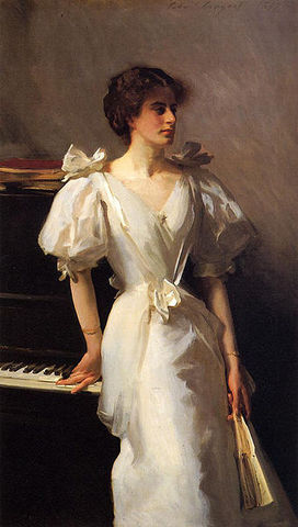 Cinched Sleeves, mid 1890's