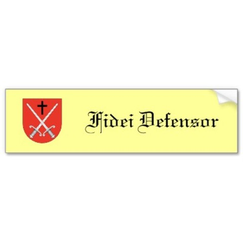 Fidei Defensor Title Given to King Henry VIII