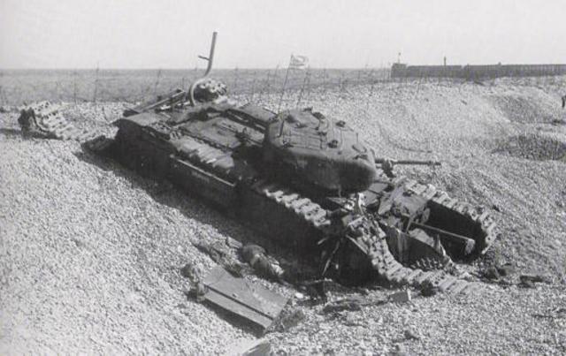 The Dieppe Raid
