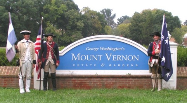 Owns Mt. Vernon