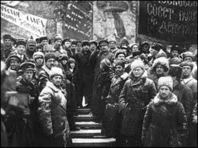 DECLARACION PUEBLO TRABAJADOR EXPLOTADO RUSIA