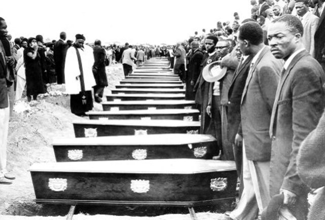 Sharpeville Massacre