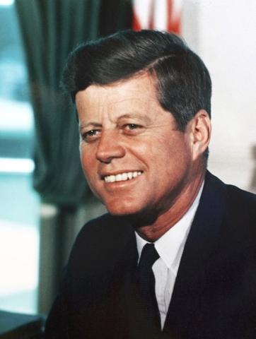 Kennedy steps in