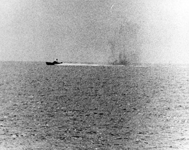 Torpedos in Tonkin