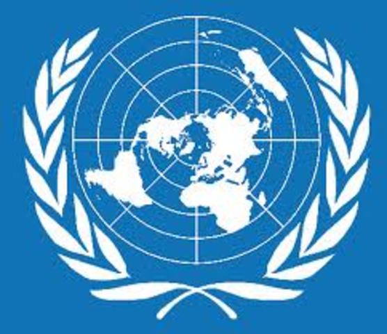 United Nations Established