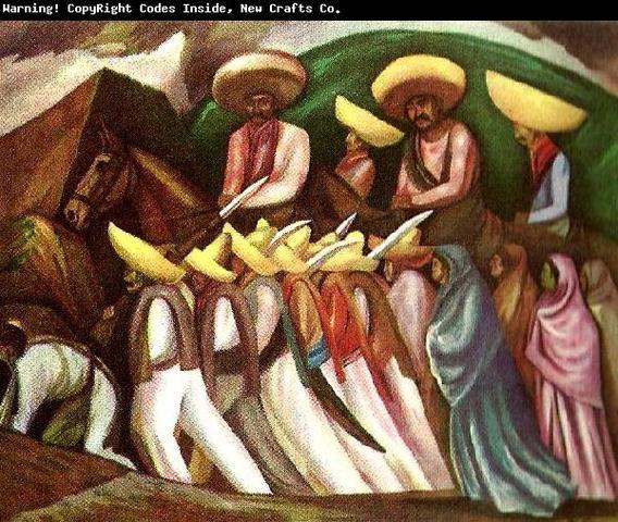 Zapatistas Movement