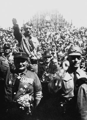 The Appeal and Pitfalls of Nazism