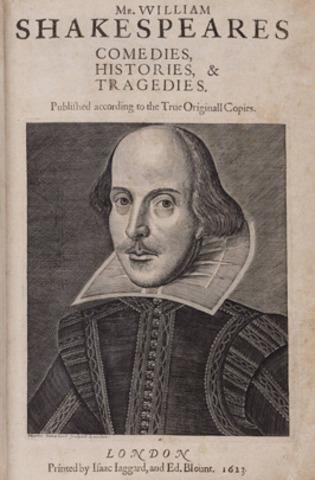 Shakespeare Begins Career