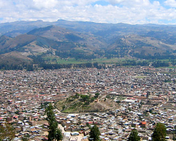 Conquering Cajamarca