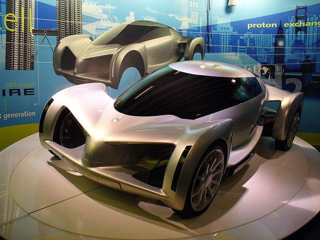 The future of the automobile?