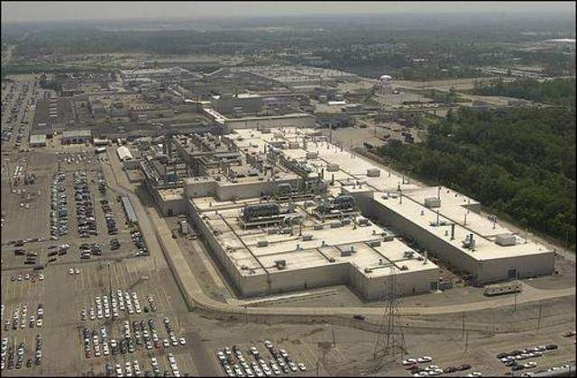 Ford Motor Company builds a new Plant