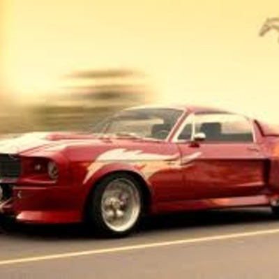 Shelby Mustang timeline