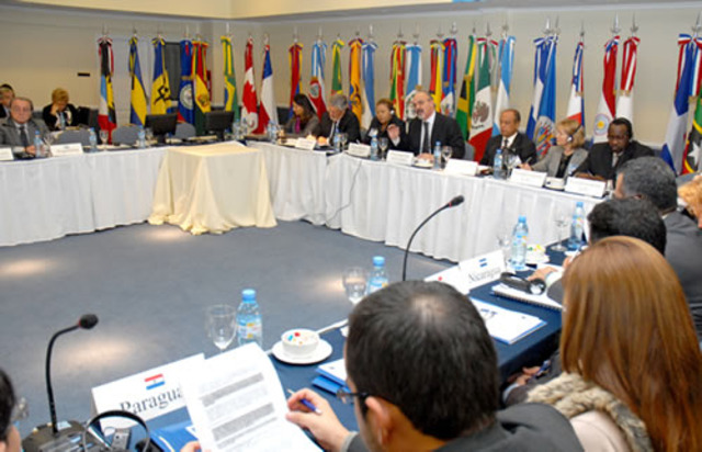 Conferencia Interamericana Chapultepec.