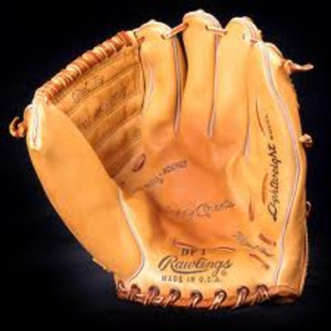 Rawlings Mickey Mantle DF1 Glove