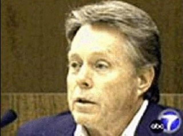 Fullerton, California - California State Massacre - Edward Allaway
