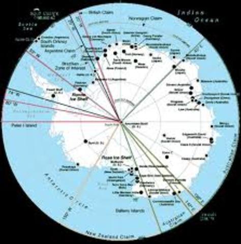 The Antarctic Treaty