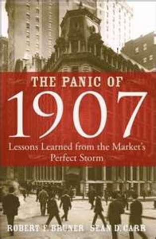 banking panic of 1907