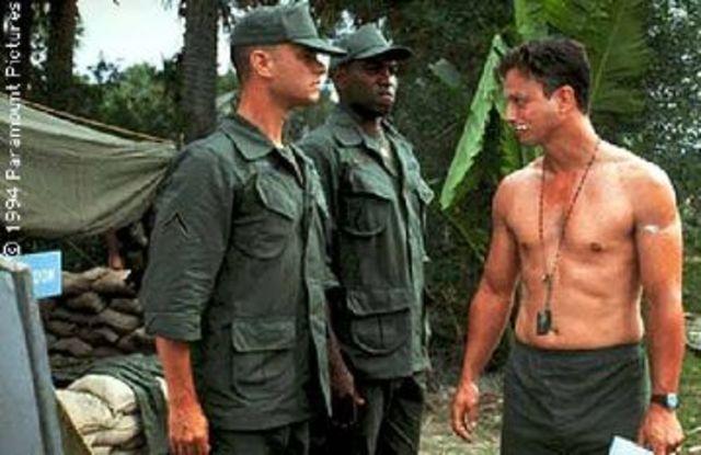 Forrest Fights in Vietnam