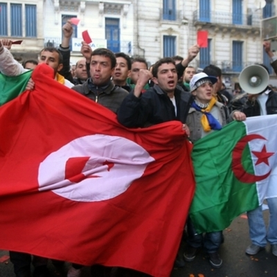 Algeria: Arab 'Fall'? timeline