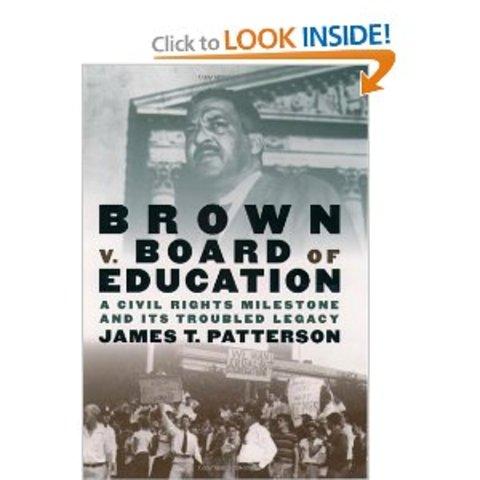 Brown V. Board of Education I