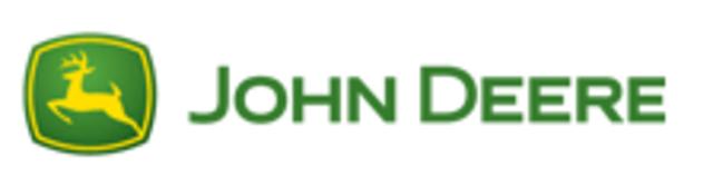 "John Deere trademarks the ""leaping deer"" as their logo"