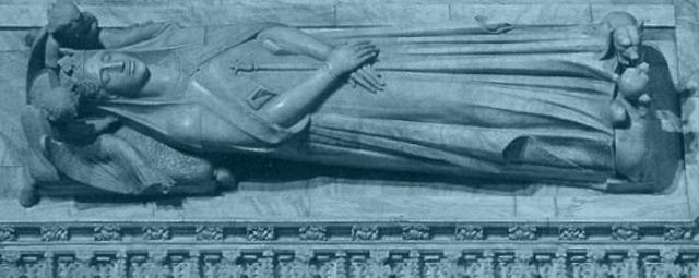 Mor reina Elionor de Sicilia