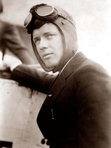 Charles Lindbergh First Flight
