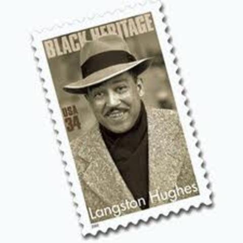 Langston Hughes is Born