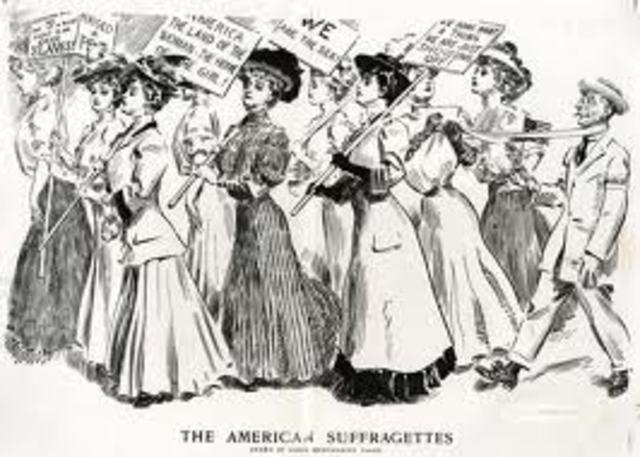 Third Time's A Charm: XIX Amendment