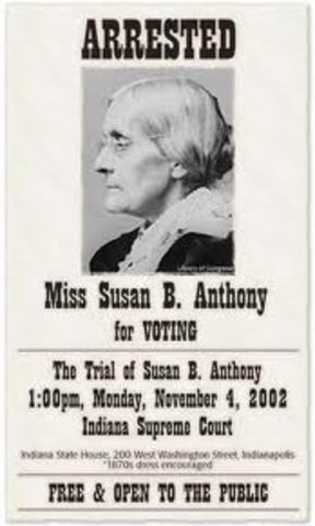 """Susan B. Anthony"" Amendment"