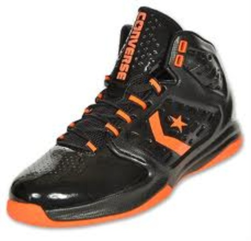 First Converse Basketball Shoes Were Made
