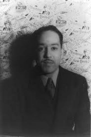 Langston Hughes Died of Cancer