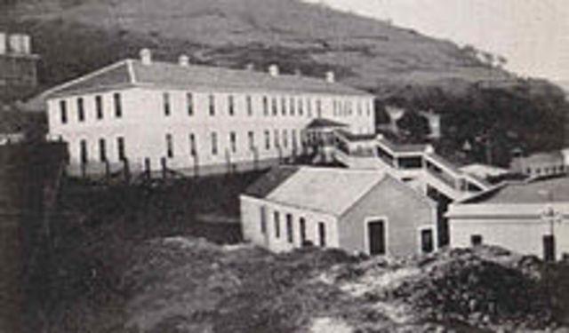 Angel Island: Immingration Station
