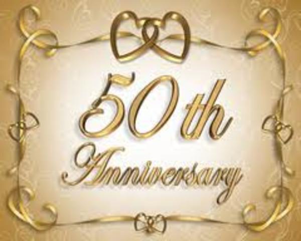 Celebrate 50th Wedding Anniversary (Psychosocial)