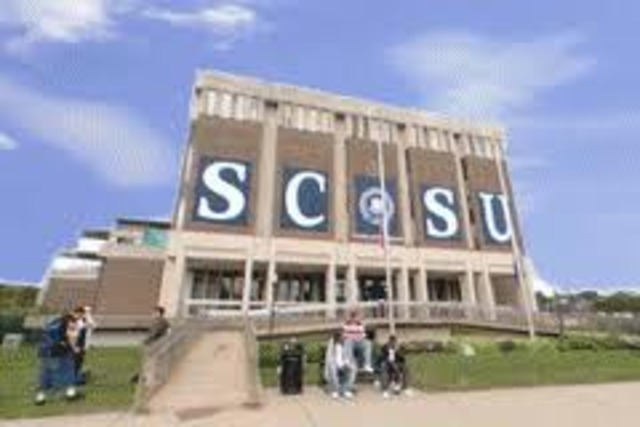 Began College at Southern CT State