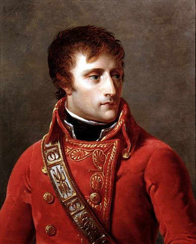 Bonaparte is forced to leave Corsica
