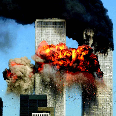 911 Attacks on the Twin Towers  timeline