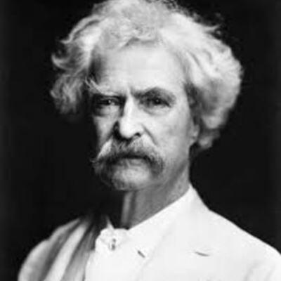Mark Twain timeline